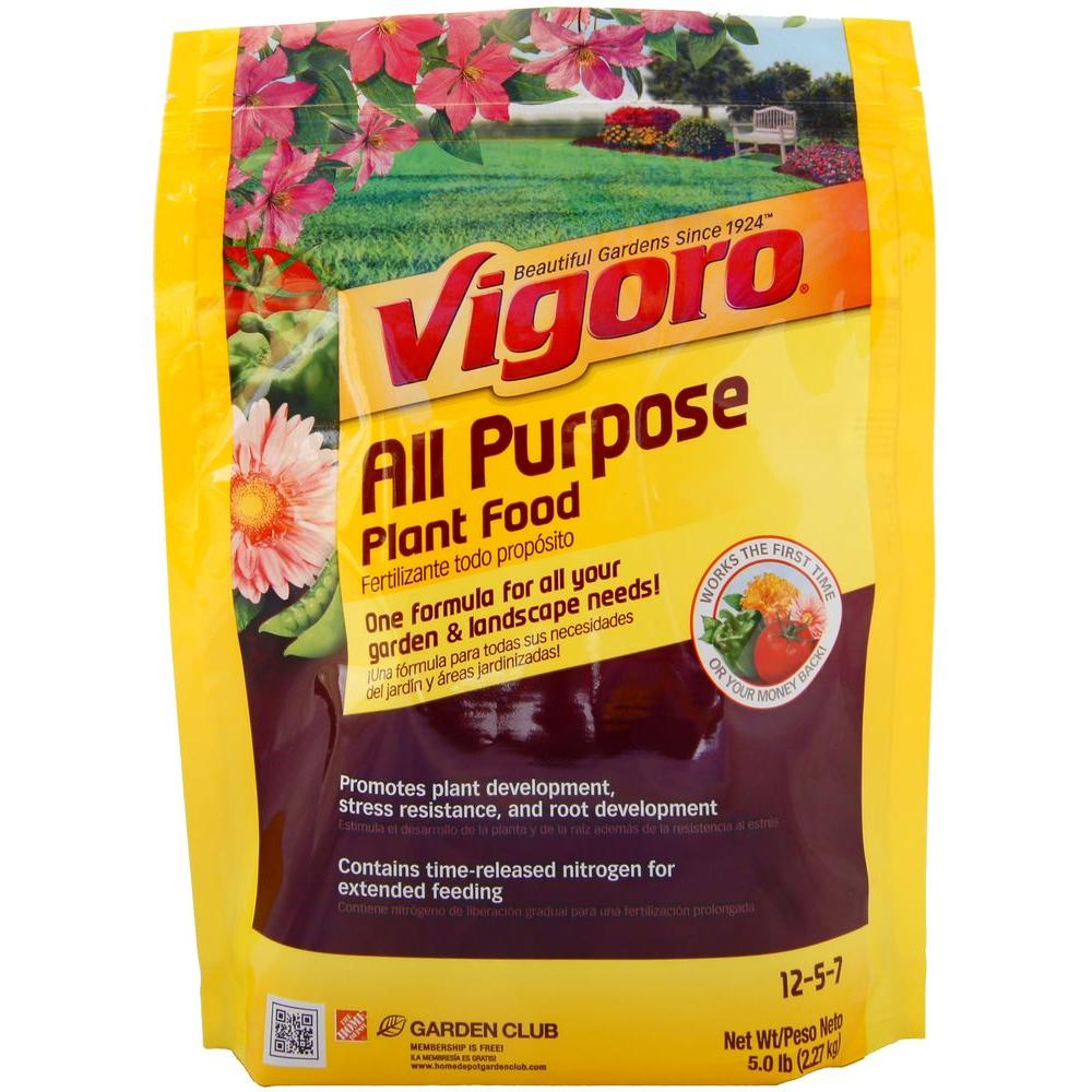 The Scotts Miracle Gro 5 lb. All Purpose Plant Food