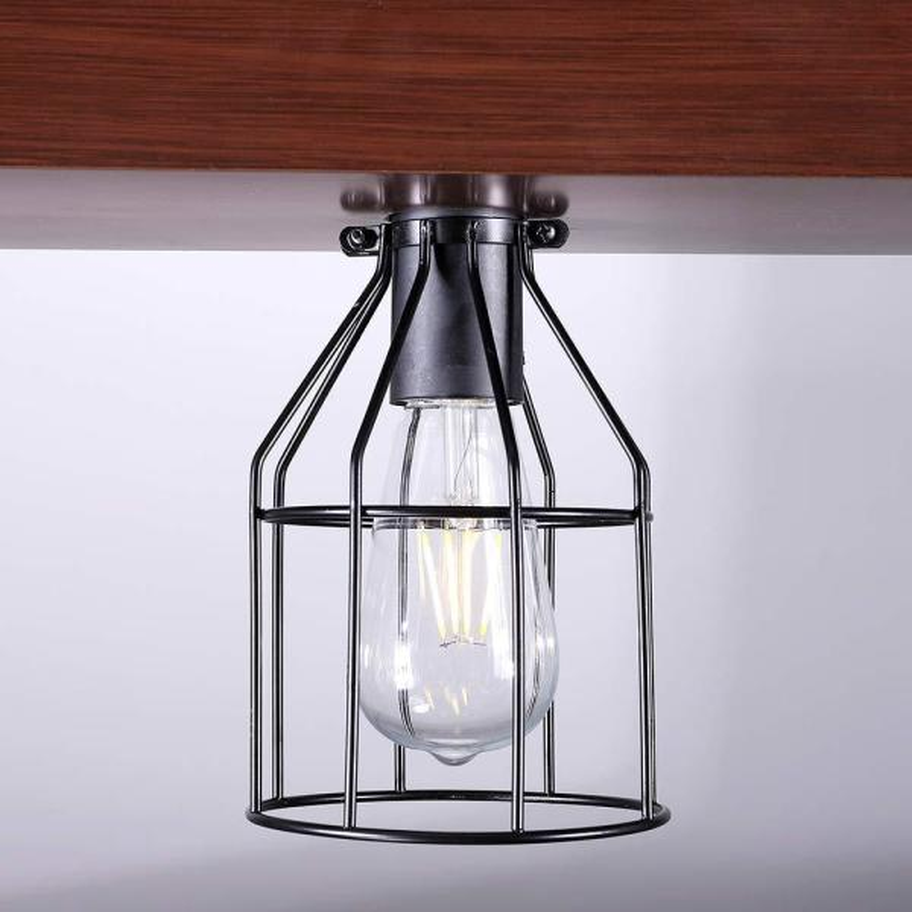 Wood Farmhouse Kitchen Island Lighting