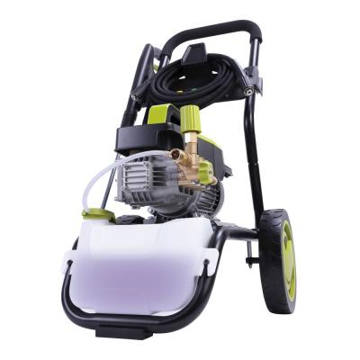 Sun Joe Commercial Series 1300 PSI Max 2 GPM Electric Pressure Washer with Wall Mount and Roll Cage