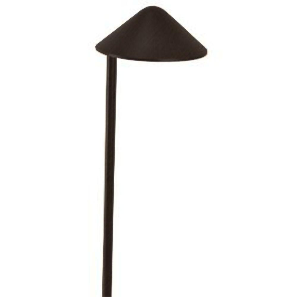 Filament Design Centennial 1-Light Outdoor LED Black Acid Treated Path Light