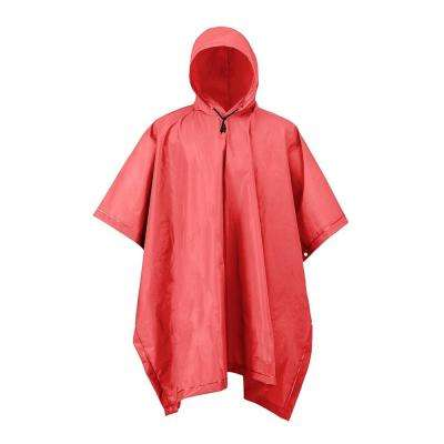 XT Series Salmon Youth Rain Poncho