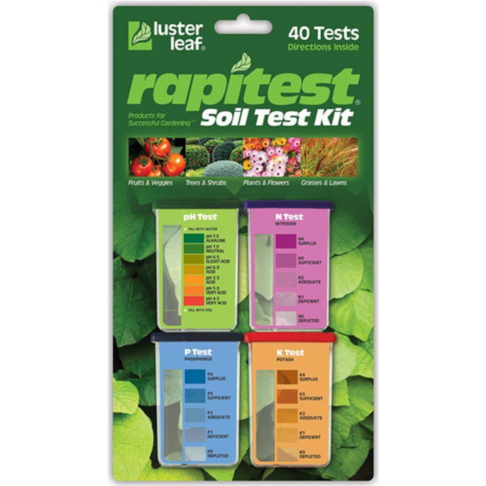 Soil Test Kit (40 Tests)