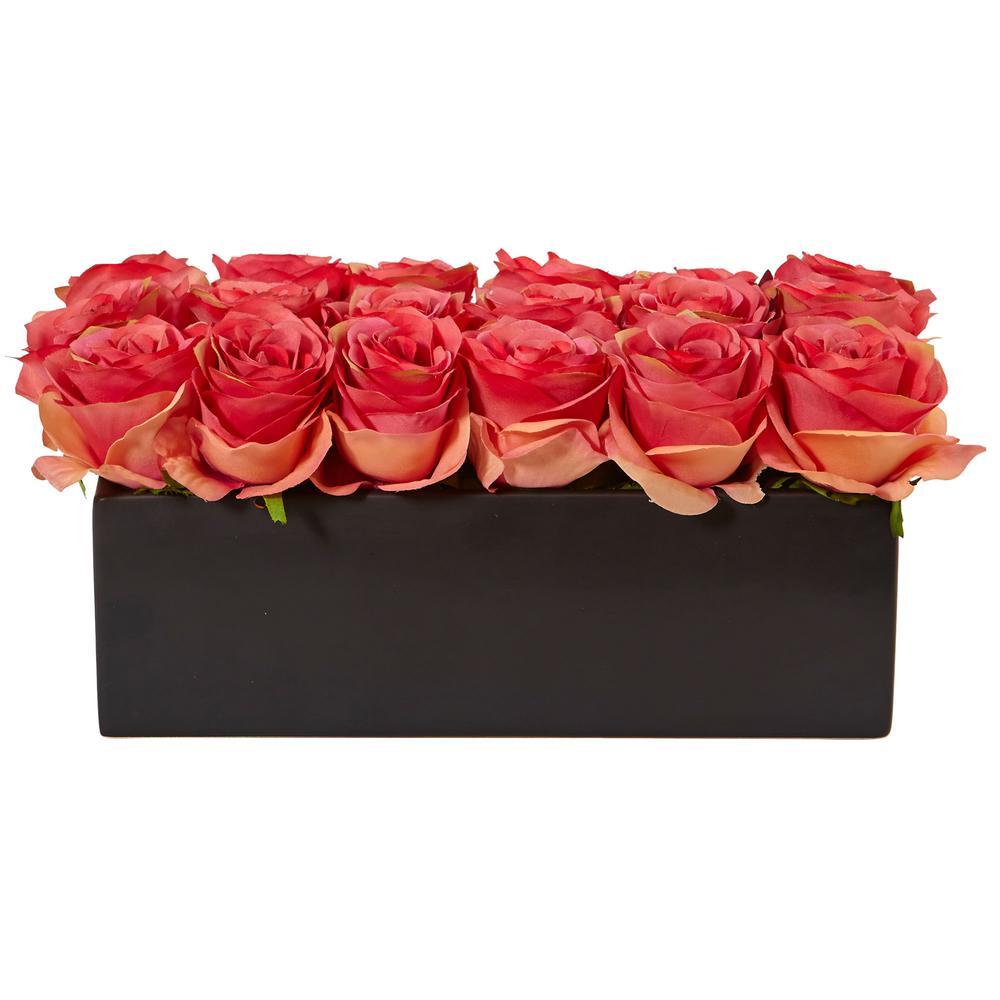 Dozen Silk Roses