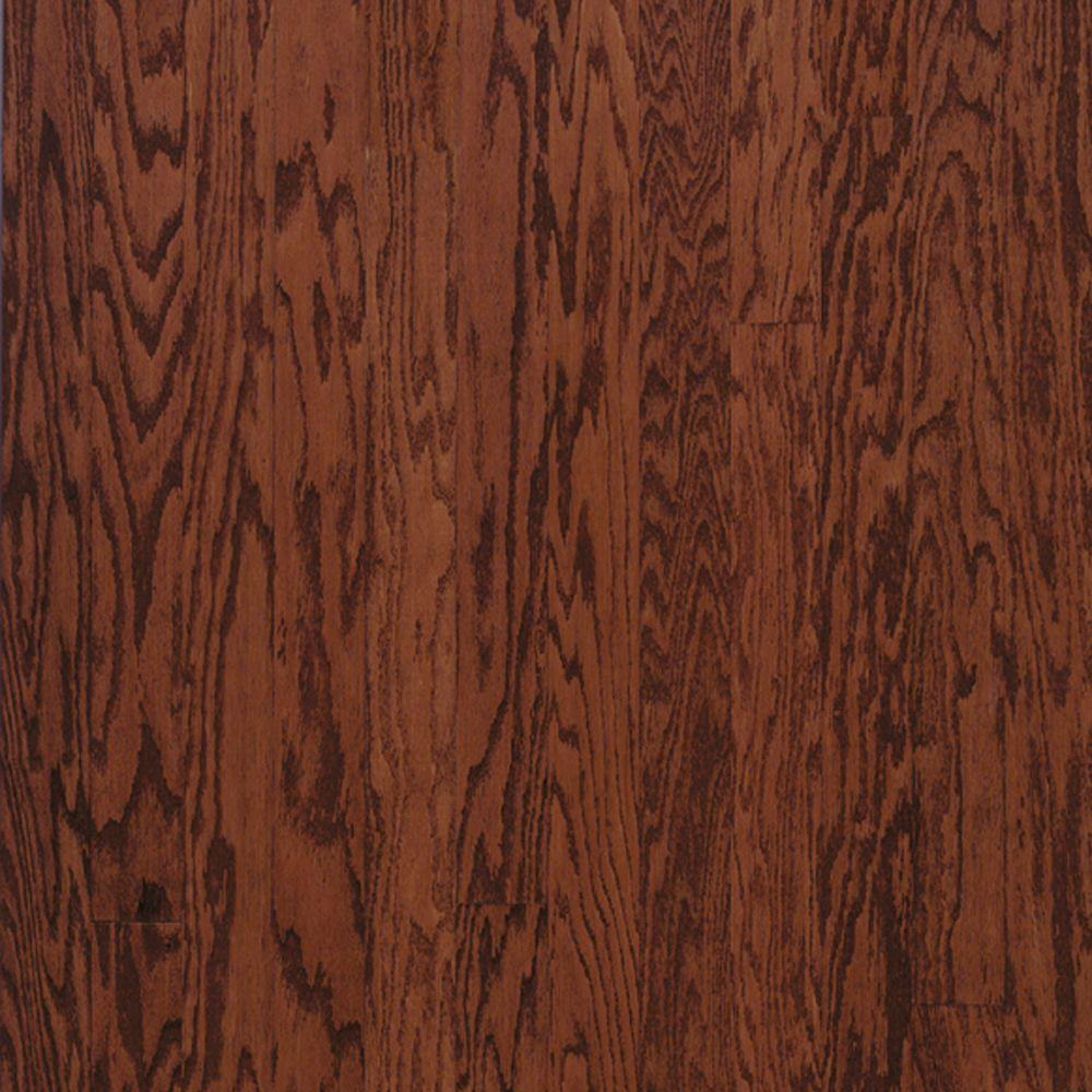 Town Hall Oak Cherry 3/8 in. Thick x 3 in. Wide