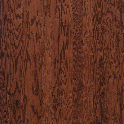 Town Hall Oak Cherry 3/8 in. Thick x 3 in. Wide x Random Length Engineered Hardwood Flooring (30 sq. ft. / case)