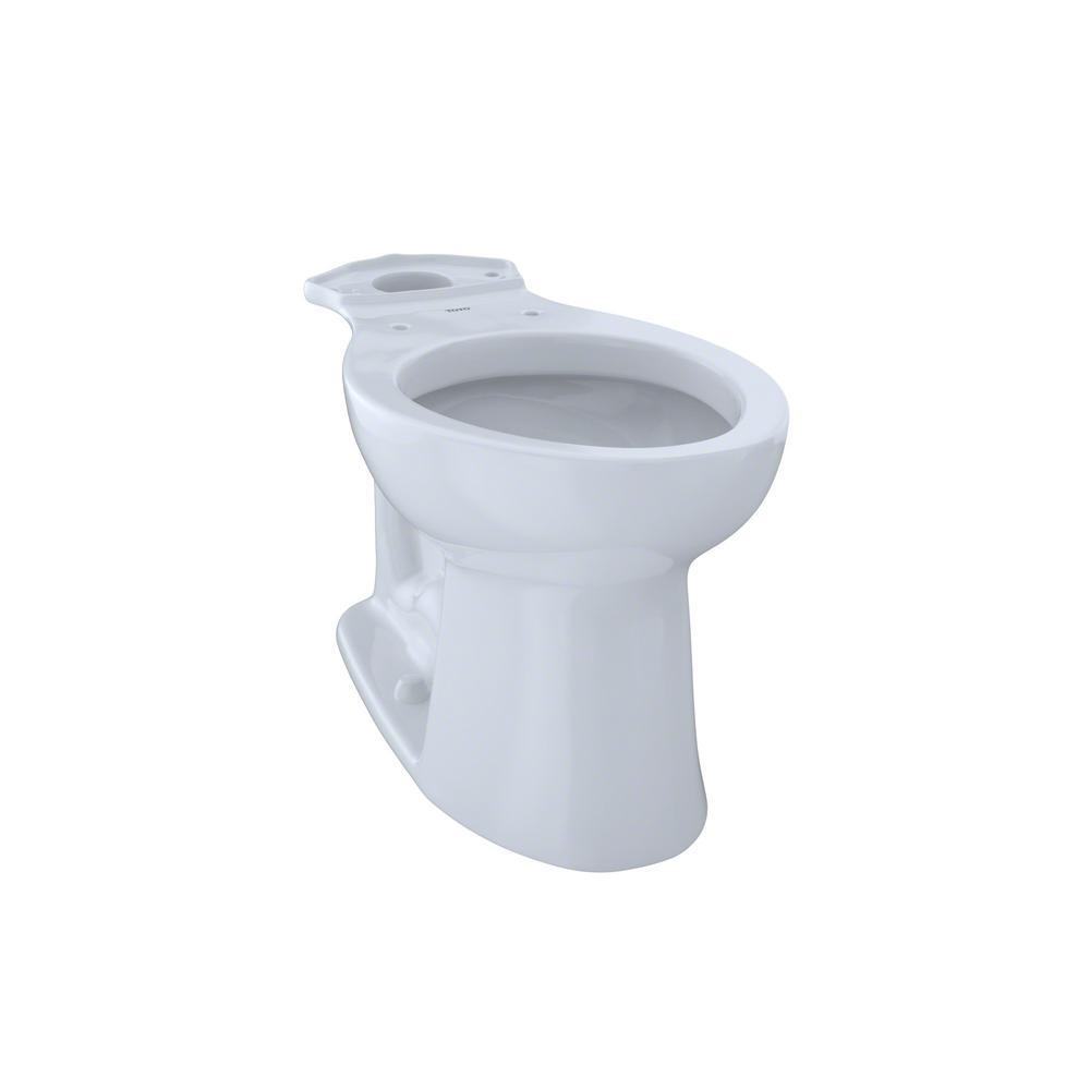 toto toilet seats. TOTO Entrada Elongated Toilet Bowl Only In Cotton White Toto Seats W