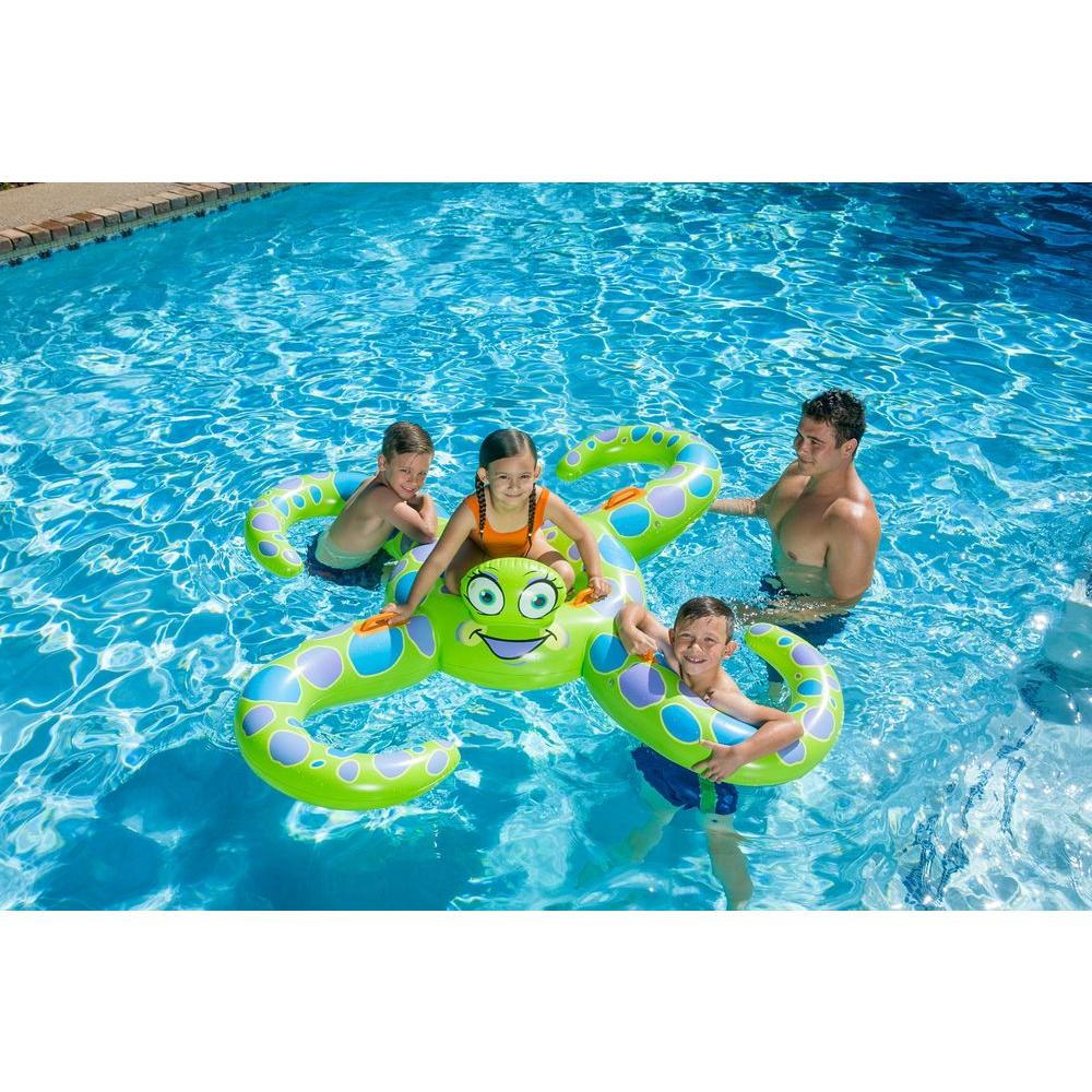 Octopus Swimming Pool Float Rider