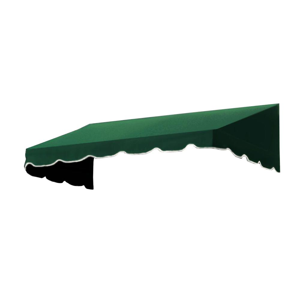 AWNTECH 30 ft. San Francisco Window/Entry Awning (24 in. H x 42 in. D) in Forest