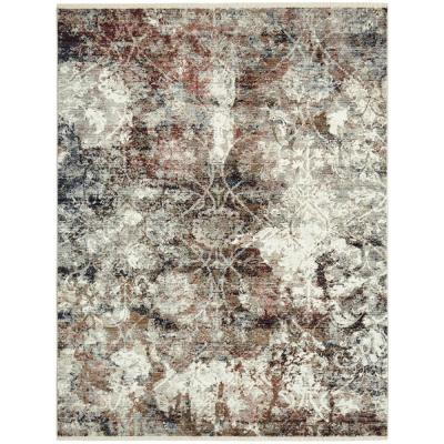 Aurora Vintage Earth 7 ft. 7 in. x 10 ft. Area Rug