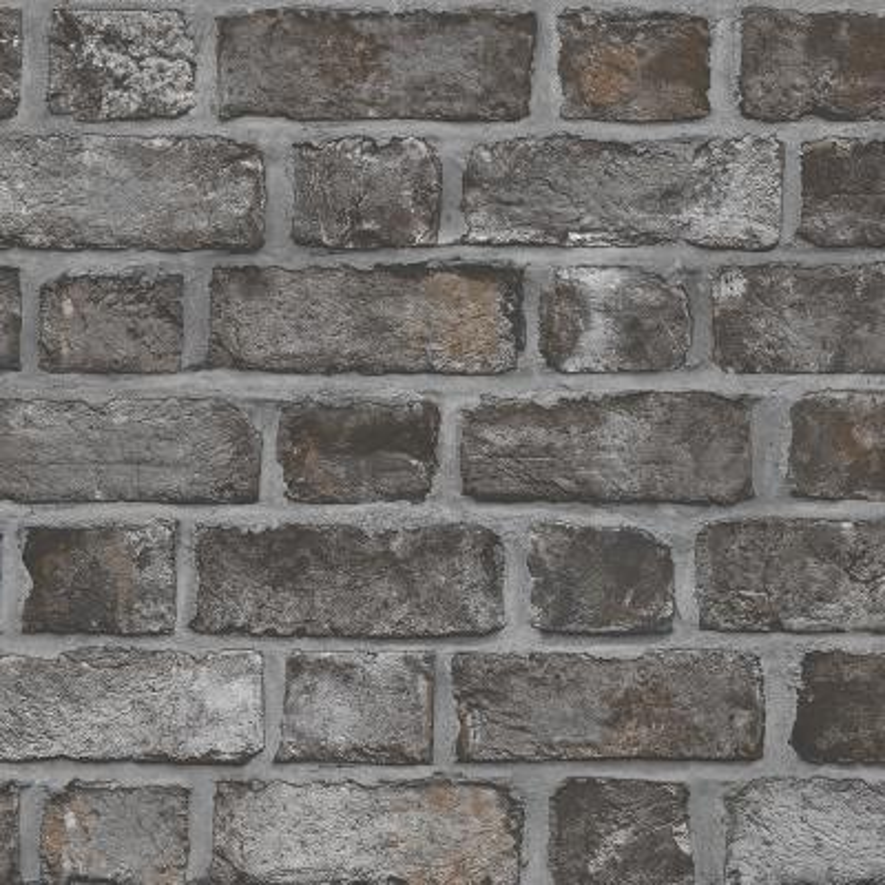 Farmhouse Brick Wallpaper