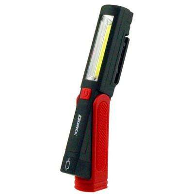 Pro Series 3 AAA 200-Lumen Pocket Area/Flash Light with Swiveling Magnetic Clip