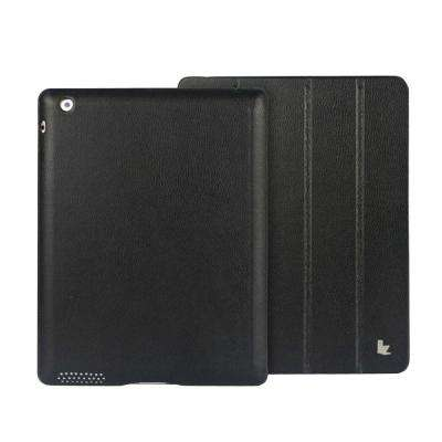 Executive Smart Cover Case for iPad 2, 3 and 4 - Black