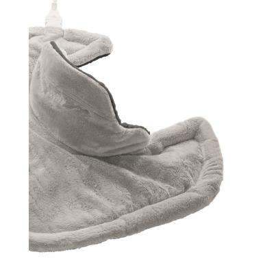 Renue Neck Wrap, Gray