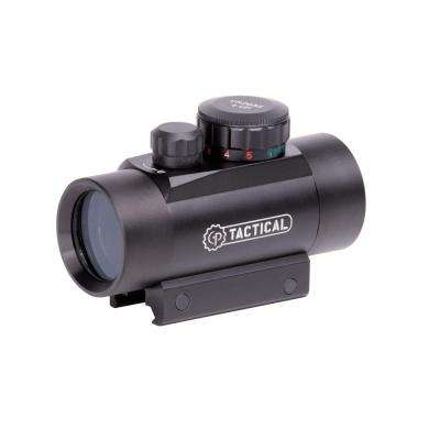 CenterPoint 30 mm Enclose Reflex Sight Single Dot with Picatinny Mount
