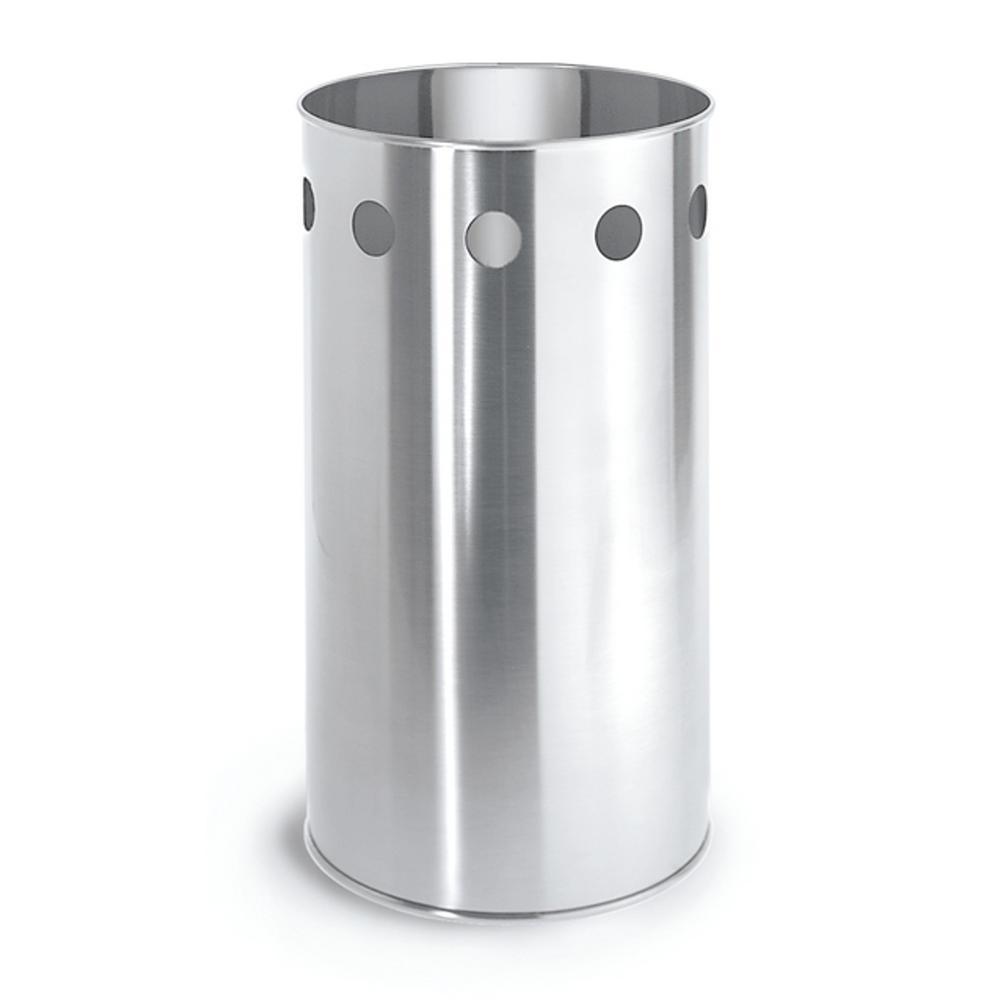 3-1/2 Gal. Stainless Steel Waste Basket