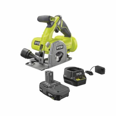 ONE+ 18V Cordless Multi-Material Saw Kit with (1) 1.5 Ah Battery and Charger