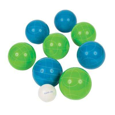 90 mm Resin Bocce Ball Set