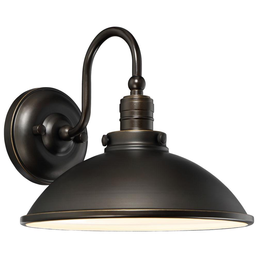 The Great Outdoors Lighting The great outdoors by minka lavery baytree lane 1 light oil rubbed the great outdoors by minka lavery baytree lane 1 light oil rubbed bronze outdoor integrated workwithnaturefo