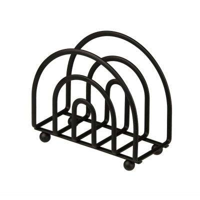 Napkin Holder in Black