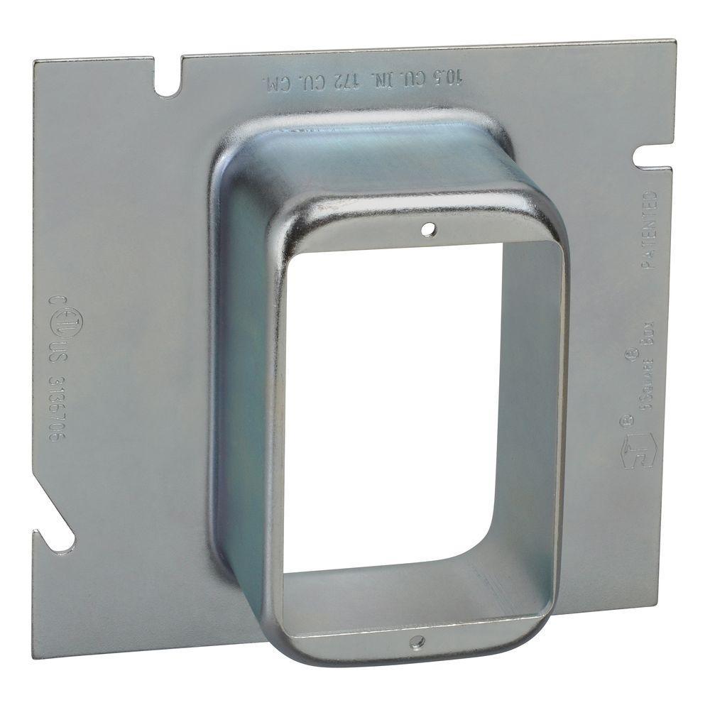 1-1/2 in. 5-Square Single Gang Ring (10 per Case)