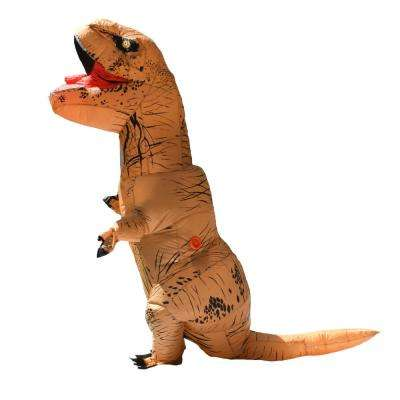 Inflatable Tyrannosaurux REX Adult Holiday Costume