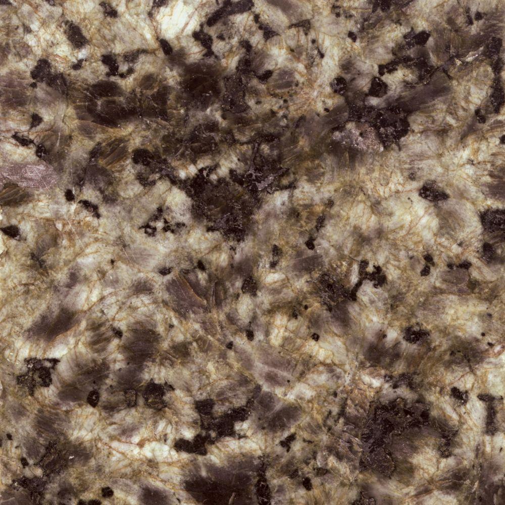 Pegasus 4 In Quadro Granite Sample Chip 99829 The Home Depot