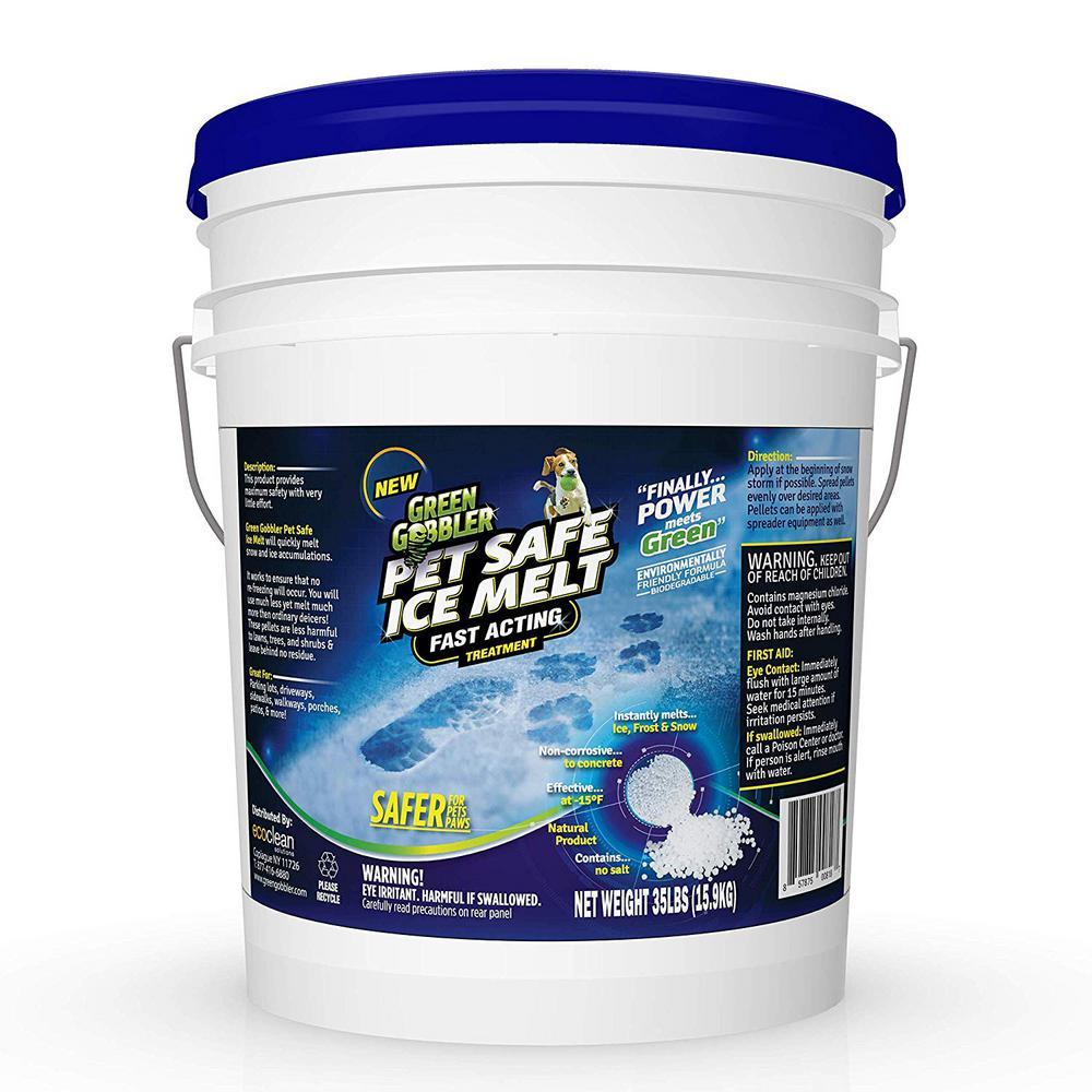 Green Gobbler 15 lbs  Pet Safe Ice Melt