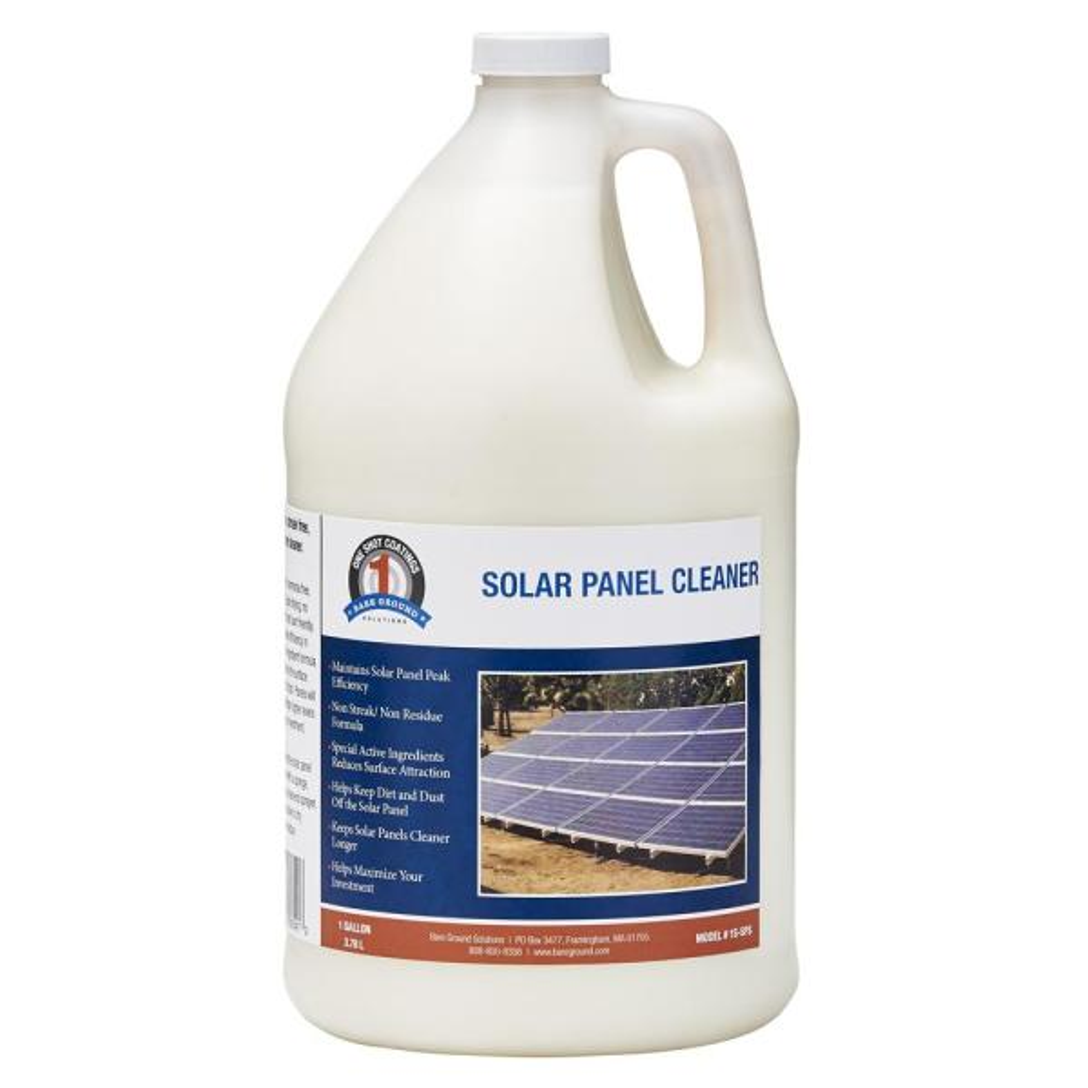 1 Gal. Solar Panel Cleaner