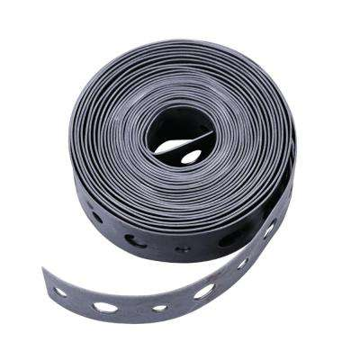 3/4 in. x 25 ft. 28-Gauge Galvanized Hanger Strap