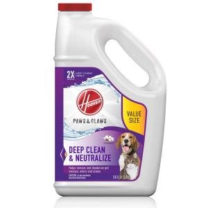 Paws and Claws 128 oz. Carpet Cleaning Solution