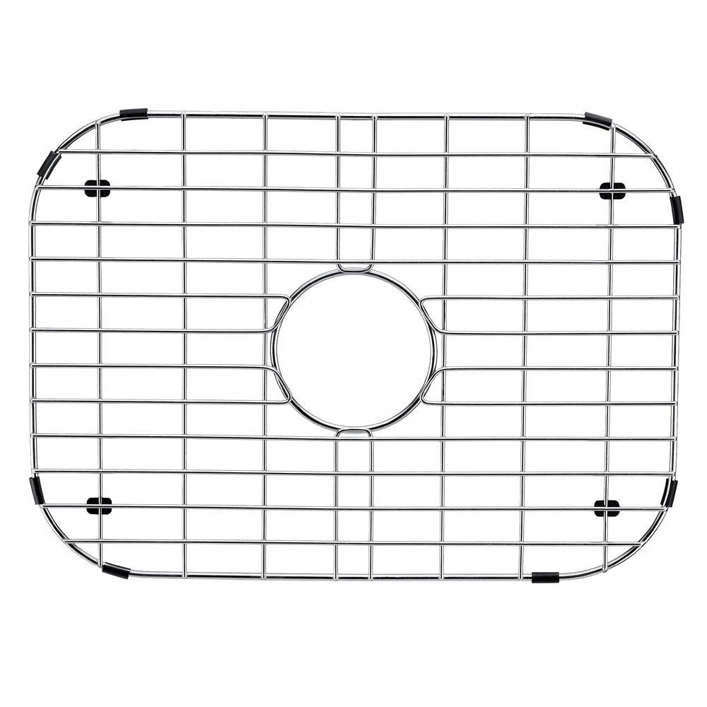 VIGO 18 in. x 13 in. Kitchen Sink Bottom Grid-VGG1318 - The Home Depot