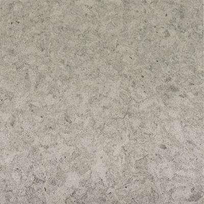 3 in. x 3 in. Quartz Countertop Sample in Nimbus