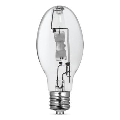 175-Watt ED28 Shape Clear Metal Halide High Intensity Discharge E39 Mogul Base HID Light Bulb (1-Bulb)