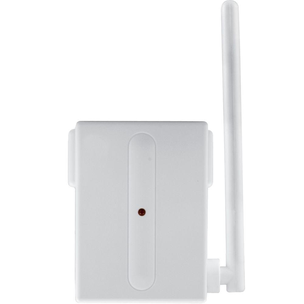 GE Wireless Alert System with Signal Repeater