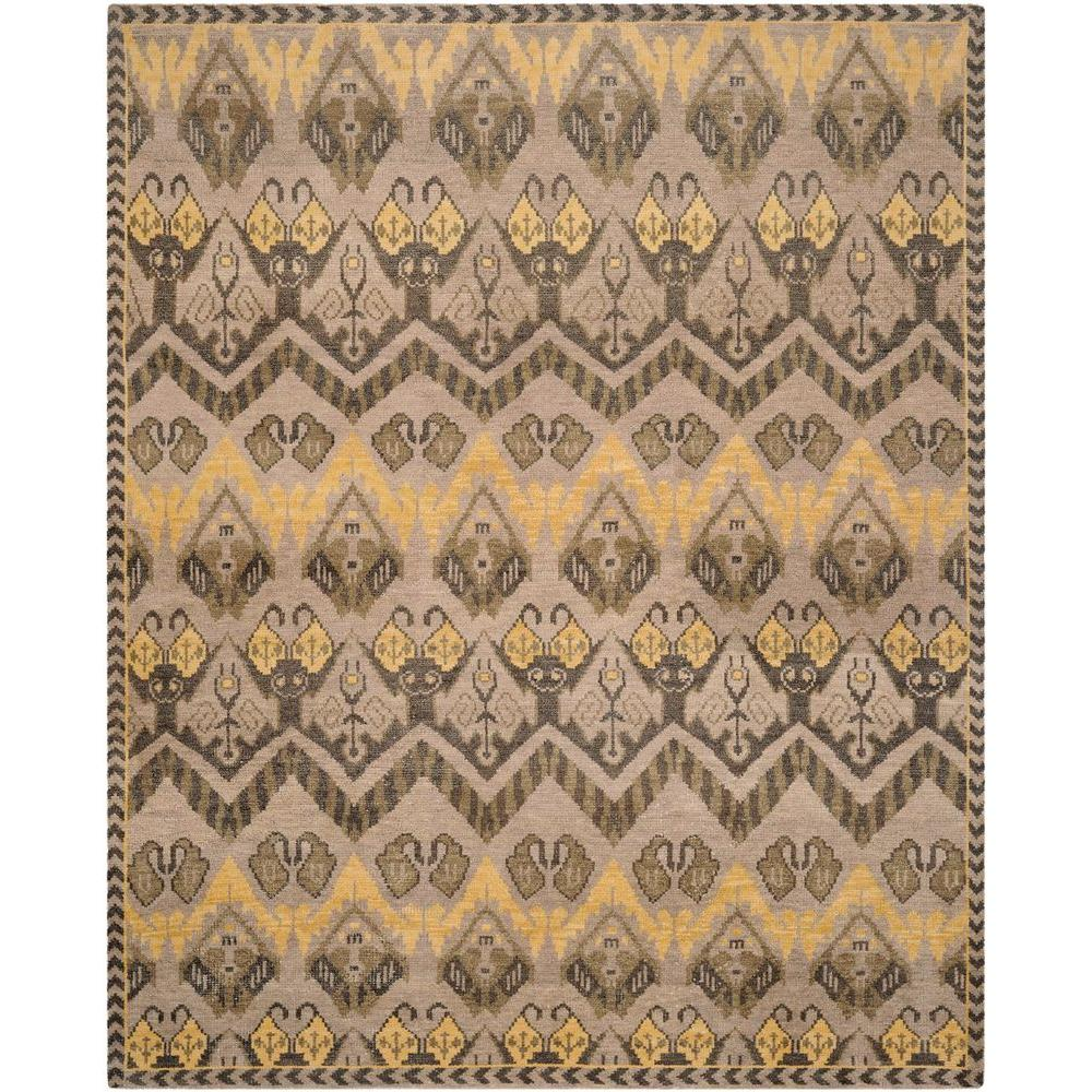 Safavieh Kenya Gold/Beige 8 ft. x 10 ft. Area Rug