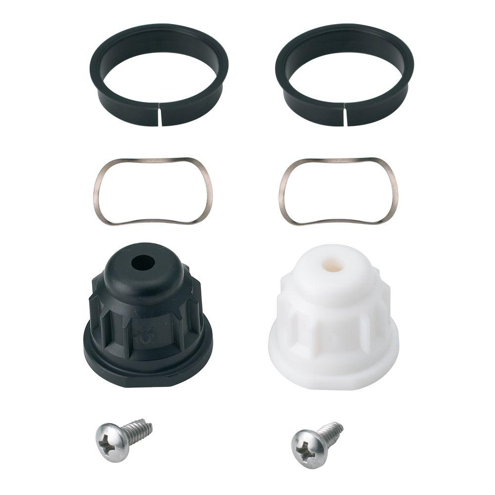 Handle Adapter Kit For Monticello Center Set Mini Widespread And Roman Tub Faucets