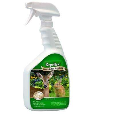 32 oz. Ready-to-use Original Deer and Rabbit Repellent