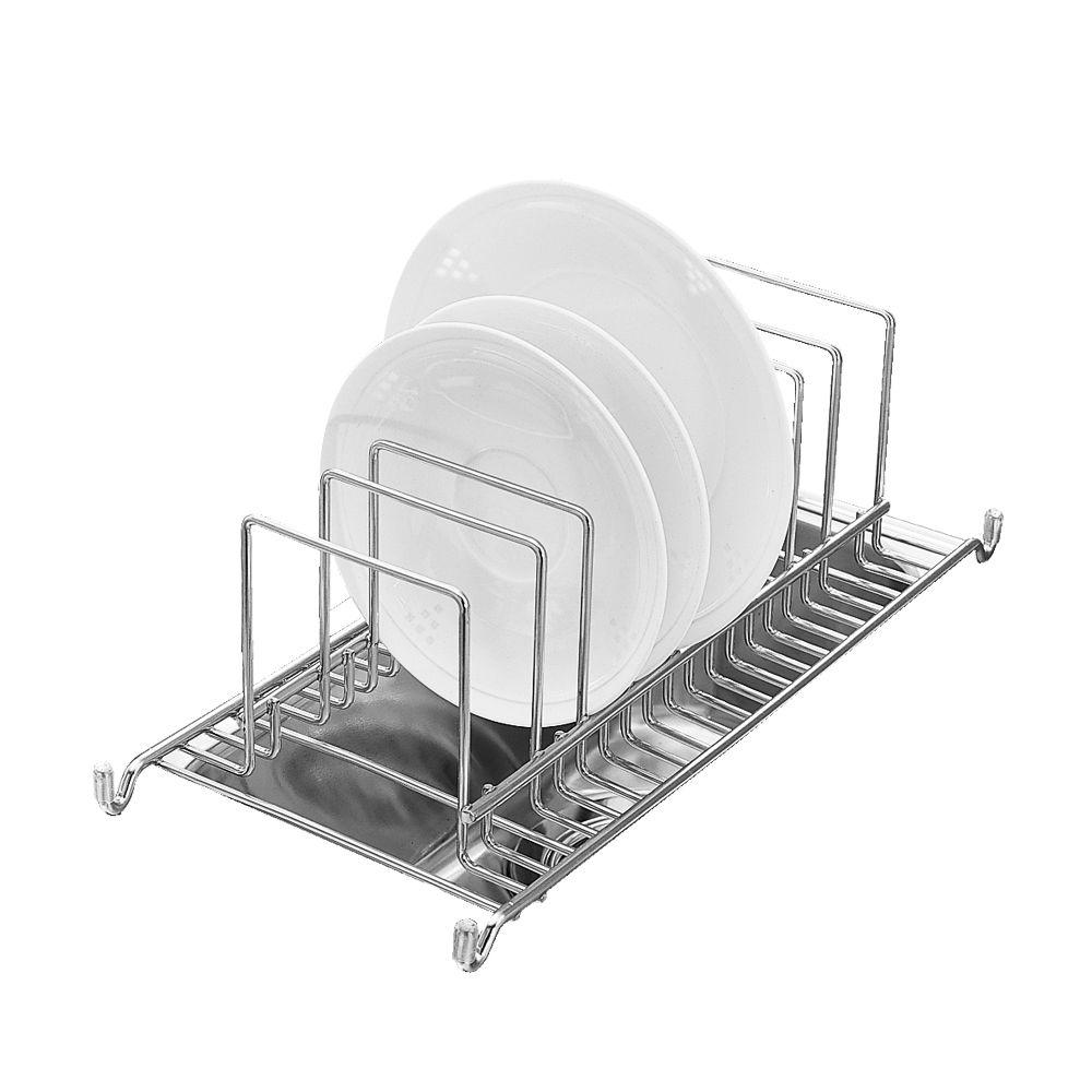 American Standard Culinaire Collection Small Stainless-Steel Dish Rack-DISCONTINUED