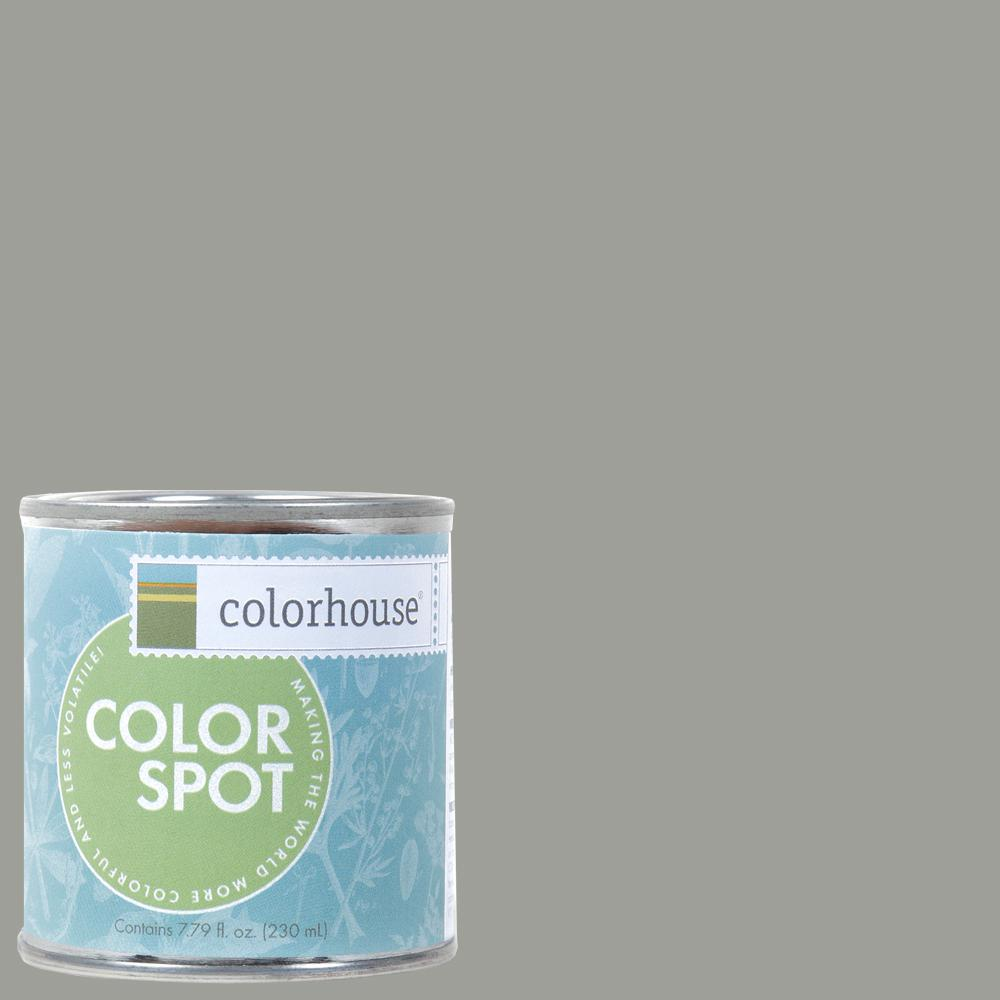 8 oz. Metal .04 Colorspot Eggshell Interior Paint Sample
