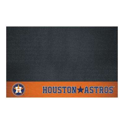 Houston Astros 26 in. x 42 in. Grill Mat