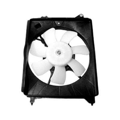 A/C Condenser Fan Assembly - Right