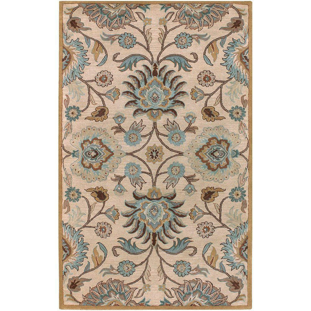 Artistic Weavers Amanda Ivory 4 Ft X 6 Area Rug