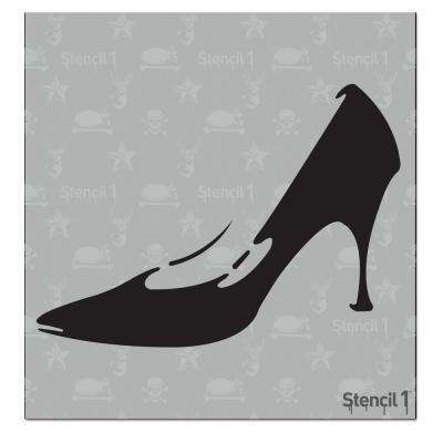 Stiletto Small Stencil