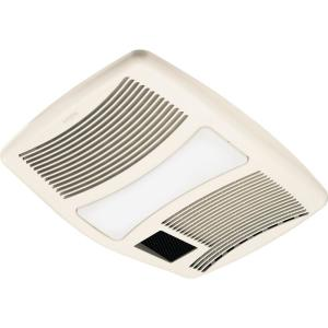 QTX Series Very Quiet 110 CFM Ceiling Exhaust Fan with Incandescent Light  and HeaterQTX Series Very Quiet 110 CFM Ceiling Exhaust Bath Fan with Light  . Quiet Bathroom Exhaust Fans With Light. Home Design Ideas