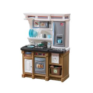 Step2 Lifestyle Custom Kitchen Playset 856900 The Home Depot