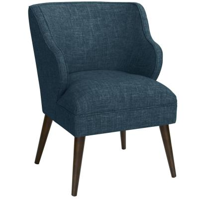 Zuma Navy Modern Chair