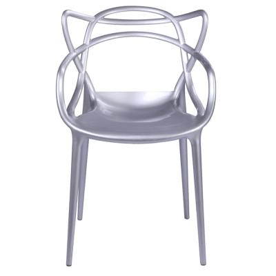 Silver Brand Name Dining Chair