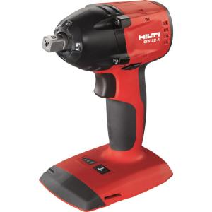 Hilti 22-Volt Lithium-Ion Cordless 3/8 inch Impact Wrench SIW 22 Tool Body by Hilti