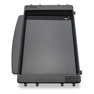 Cast-Iron Griddle for Spirit and Spirit II 2 and 3 Burner Gas Grill