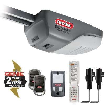 Excelerator 1 Hpc Garage Door Opener with Installation Bundle (7 ft.)
